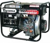 Gerador 6 Kva Diesel Monofásico / Trifásico