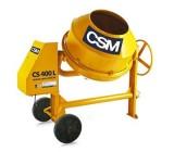 Betoneira CSM 400L c/ Motor Diesel